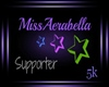 Support Sticker 5k