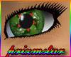 Christmas Holly Eyes
