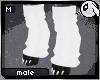 ~Dc) Tiny Feet M White