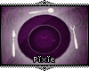 |Px| Dec Dinner Plate