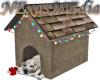 Christmas Dog/House