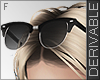 R_ Female Glasses Head