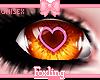 🎀Heart eyes Orange