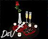 !D Valentine Table Kiss