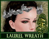 Laurel Wreath Silver
