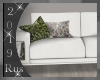 Rus: Olive Modern Couch