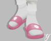 Y| Kawaii Slides Pink