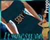 Jans Prego Dress - Blue