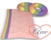 Huggy Towel Rainbow