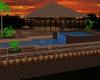 Louis  pool house
