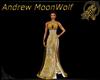 Exotic Dress Gold