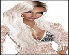 Lng Platinum  Blond Hair