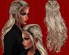 (CR) Hat Hair Blonde