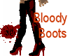 Bloody Boots
