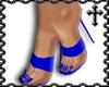 * Blue Strap Heels V1