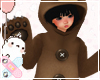 ♚ Kids Bear Outfit