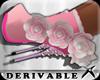 !DERIV Flowers Boots 2