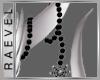 !R! White Pearl Horns