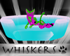 Whiskers :Ice Furry Bed