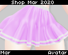 Purple Skirt e