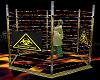 quarintine cage