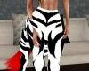 costume centauro tiger F