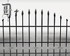 D+. Iron Fence