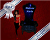 Starla Custom throne