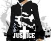 JUSTICE™ † Fade Hoody B
