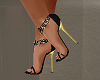 Diamond gold  Heels