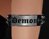 (L) Demon Armband