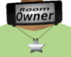 Room Owner Star Collar.