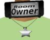 Room Owner Star Collar.