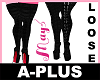 A-PLUS BOOT Loose