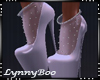 *Lydia Clear Heels