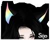 ♡LF Blk Ears♡