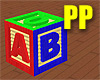 Letter Block (ABCD01)