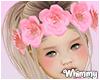 Kids Fairy Hair Flowers