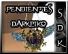 #SDK# Pendiente DarkPiko