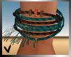 [ves] summer anklet