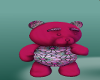 Pink FLower Anim Bear
