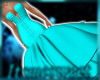 Glams Gown - Turq