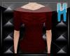 ~H~ Deep Red Sweater REQ