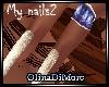 (OD) My nails 2