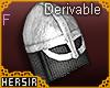 Huskarl Helm *Derivable*