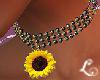 xo*Sassy Sunflower Chok.