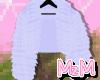 MzM e Purp Fur Coat