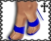 * Blue Strap Heels V2