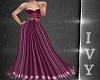 IV.Zoe Night Gown ORose