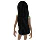 Black Hair Shorts Length